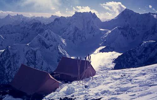 Skil Brum from Broad Peak...