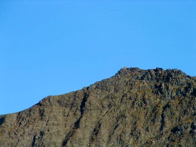 The summit of Alyeska. You...
