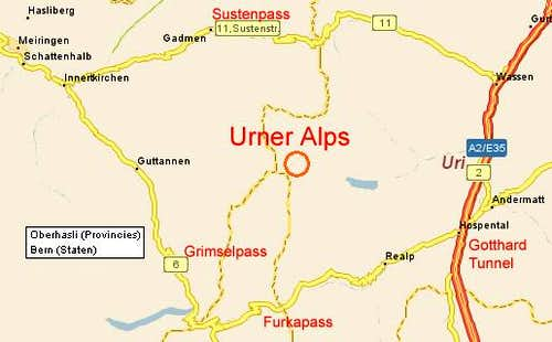 Roadmap overview of the Urner...