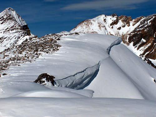 Paget Peak Ski