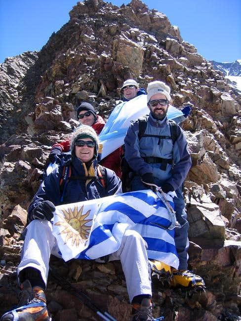 Adolfo Calles summit,...