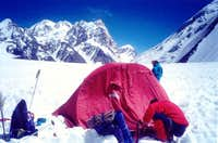 upper Tirich Glacier