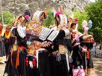 Kalash Tribe of Chitral...