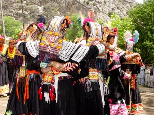 Kalash Tribe of Chitral...