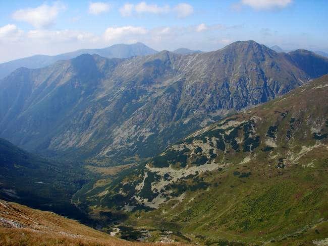 Baranec (left behind) 2248 m...