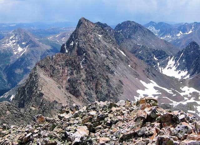 Beautiful Storm King Peak...
