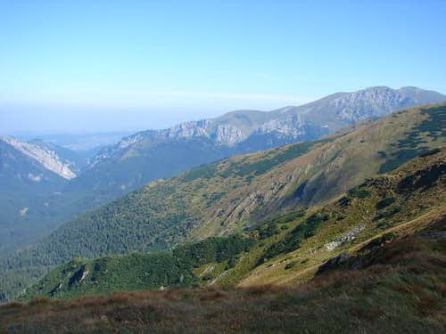 Temniak/Ciemniak (Poland) 2090 m in...