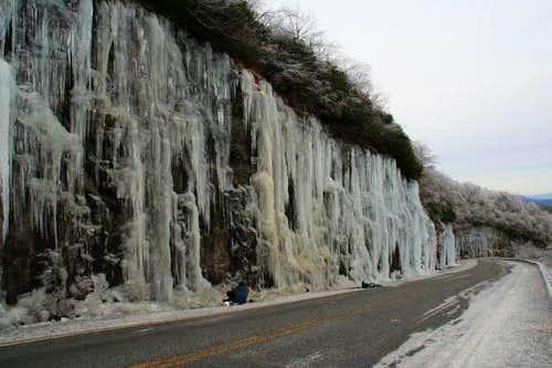 Hogpen Gap, GA in December