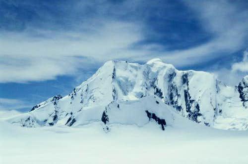 Mount Tasman seen from the...