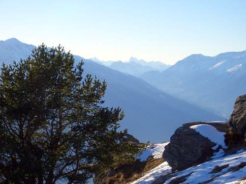 Barre Des Ecrins and several...
