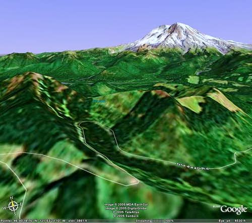 This is a Google Earth...