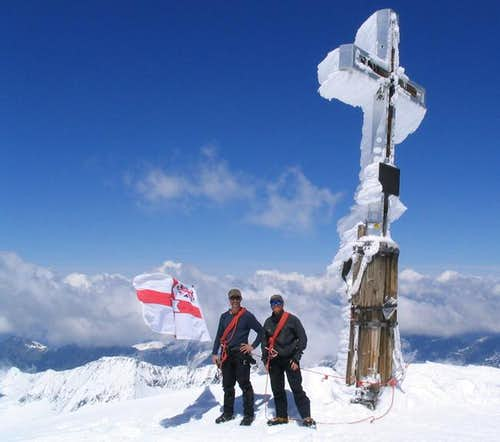 On the summit... GREAT