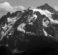 North Face of Shuksan...