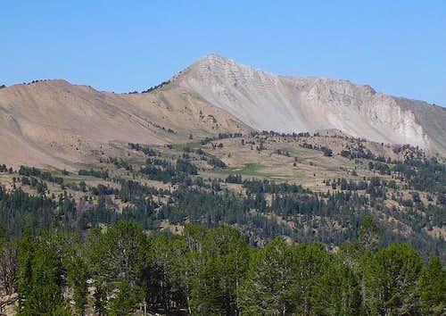 Blackman Peak's Northeast...
