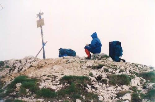 me on the summit(LA OM 2238M)