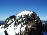 Summit of Mt.Ellinor. 12-18-05