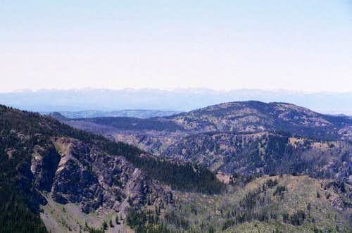 The Wallowa Mountains of...