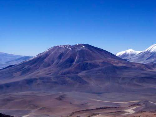 Cerro de San Francisco – in...