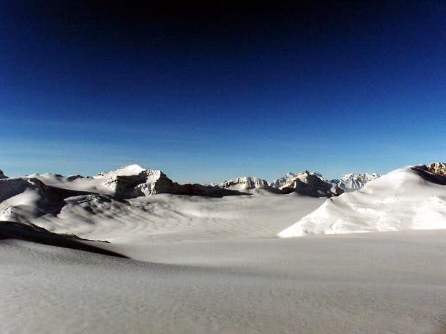 Wapta Icefields from St....