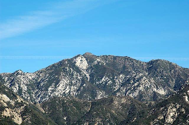 Josephine Peak from the...