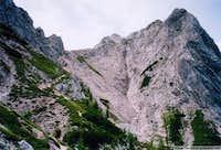 Summit ridge of Reisskofel....