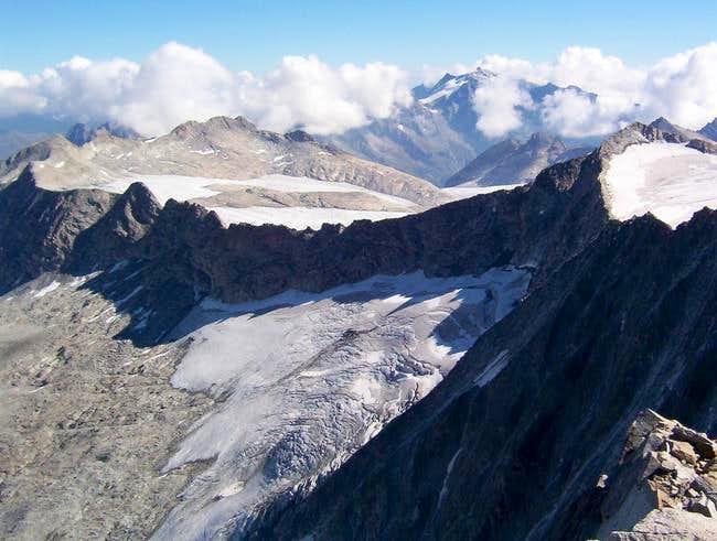 North face of Monte Adamello