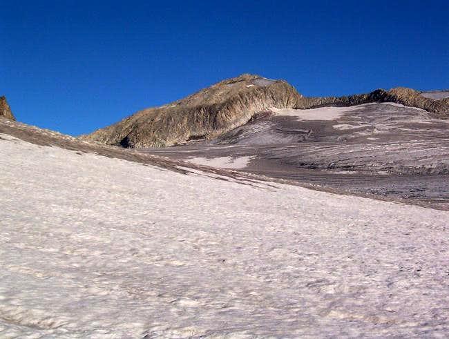 Monte Adamello from Passo...