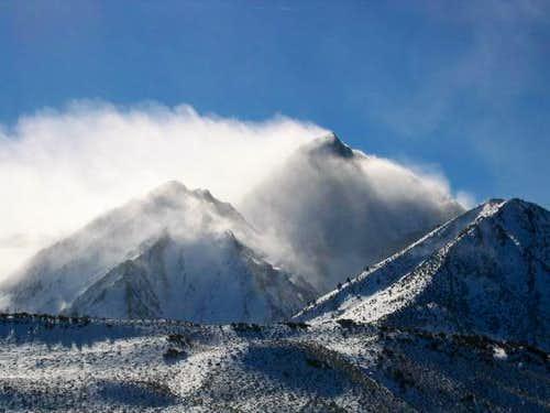 Mount Morrison Dec 26, 2005...