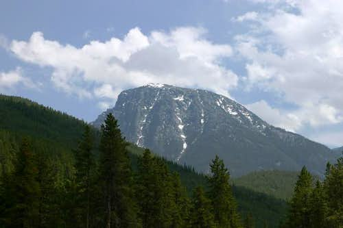 Hawley mountain from...