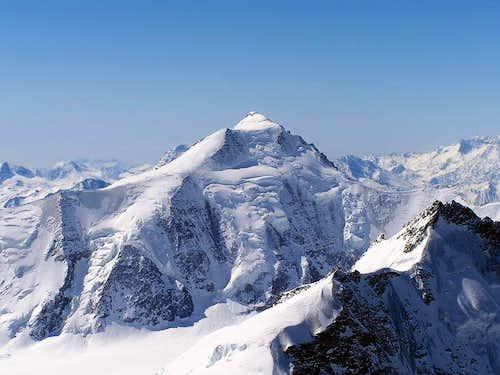 Aletschhorn as seen from...