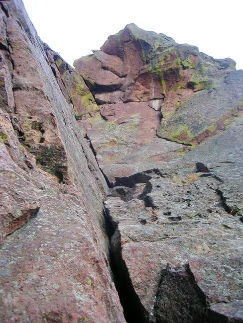 The west dihedral seen from...