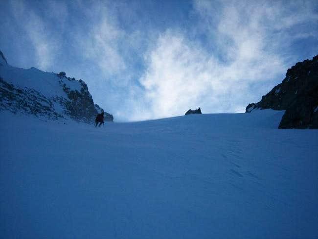 Me coming down Shepherd Pass...