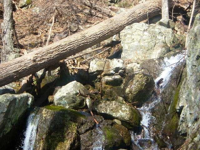 Waterfalls along the Little...
