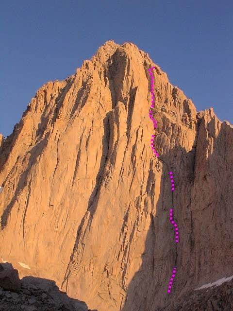 Mt. Whitney - The Great Book