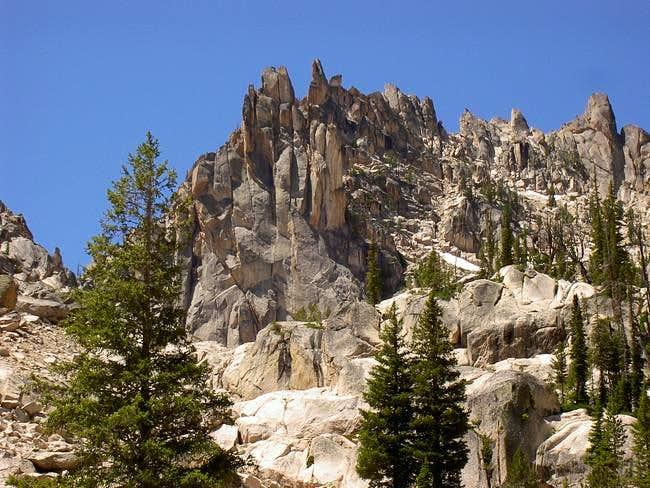 Braxon Peak from the...