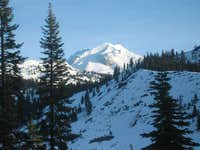 12/23/2005 - View of SW face...