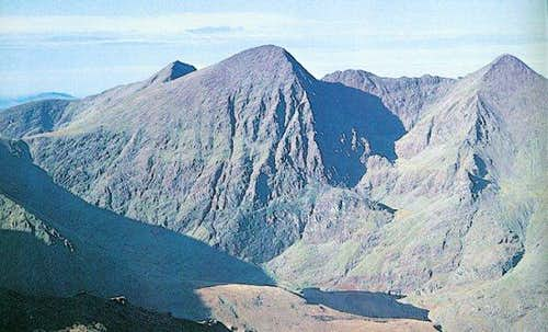 Carrauntoohil and the Hags Glen