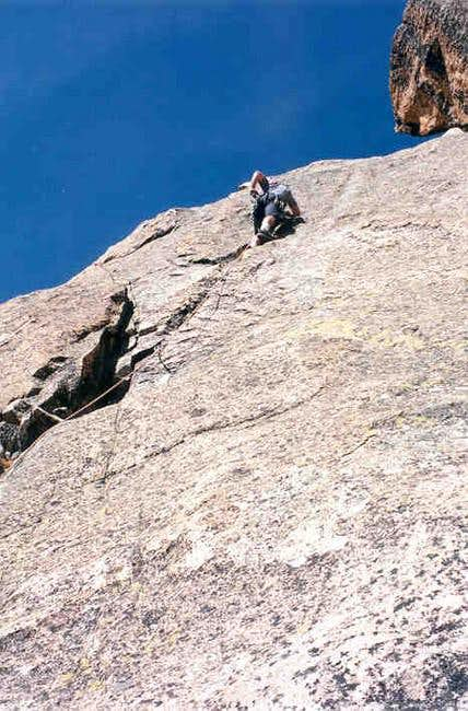 The 5th pitch on Warbonnet