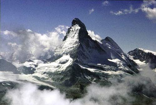 Matterhorn from Oberrothorn....
