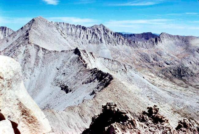 Mt. Gabb, Mt. Dade and Bear...