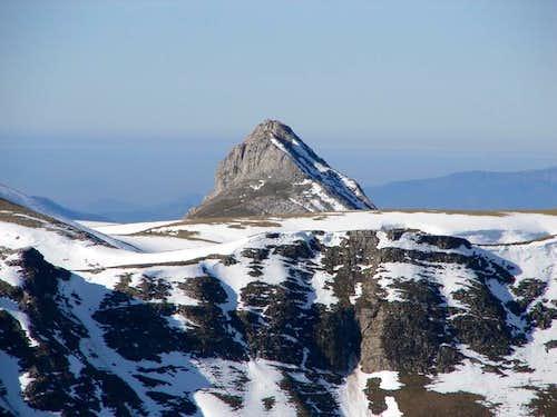 Summit of Txindoki from...