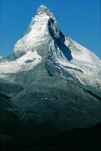 Matterhorn, Morning, 1971.