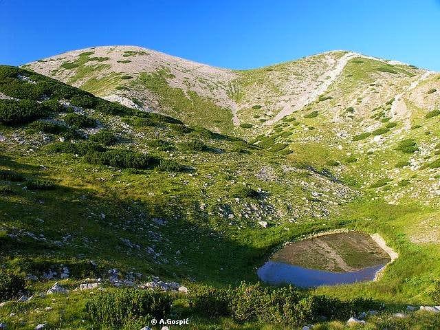 Babin Vrh & Babino Jezero