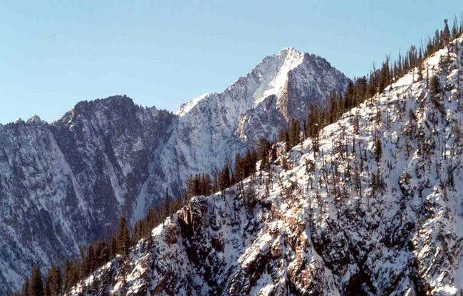 Northwest Buttress