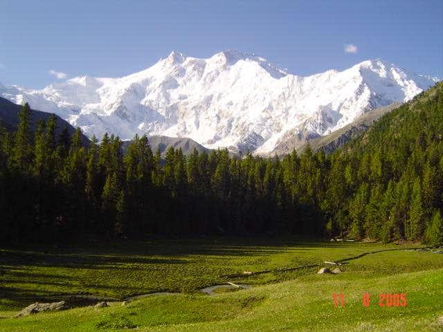 Nanga Parbat (Beyal Camp)