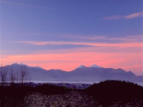 The Macguillycuddy Reeks...