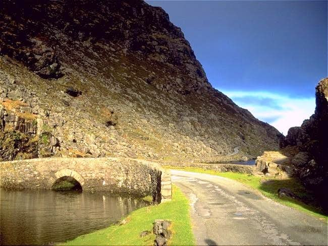 The Gap of Dunloe in the...