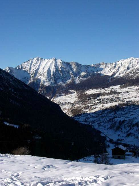 Monte Zerbion from Crest