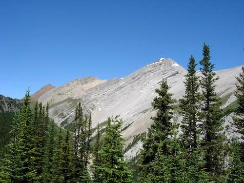 Mt Aylmer from the South, 3...