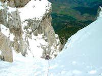 Jeroni Soler climbing in...
